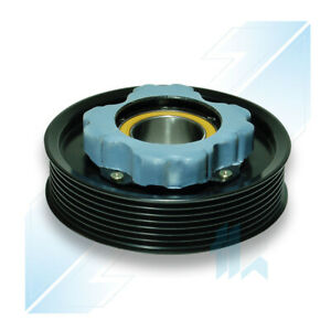 A/C Compressor Pulley for Porsche 9PA1 957 Cayenne S GTS Turbo S 9551260111X