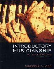 Introductory Musicianship: A Workbook with CD-ROM and Keyboard Booklet