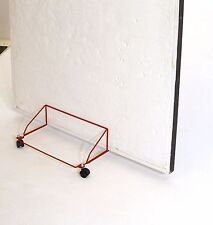 Photographic studio Polyboard /Flats stand on casters for many uses