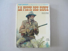 bd Blueberry:la piste des sioux EO 1971 BE+