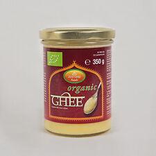 Organic Ghee (beurre clarifié) 350 G