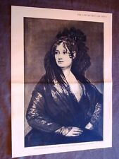 Donna Isabella Cobos de Porcel 3 maggio 1808 Pellegrinaggio Sant'Isidoro di Goya