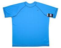 Nike Dri-Fit Workout Fitness Shirt Light Blue NESS7510 XXL 2XL ~ New