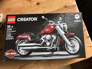 LEGO Creator Harley-Davidson Fat Boy (10269)