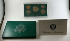 1998-S US Mint 5 Coin Proof Set With Box & COA Sealed