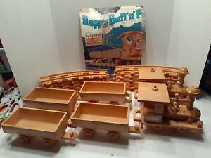 Lionel Vintage Happy Huff n' Puff Train Set plus Extra Train Set