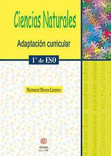 (06).CIENCIAS NATURALES 1º ESO.(ADAPTACION CURRICULAR). ENVÍO URGENTE (ESPAÑA)