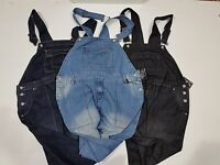 "Big Size Menswear Mens Denim Cotton Upto 70"" Waist Fashion Kam Dungarees Jeans"