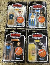 Star Wars Vintage Collection Retro Wave 2 LANDO HAN SOLO LEIA YODA - Damaged