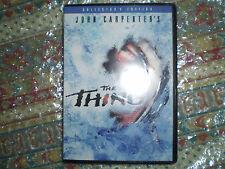LA COSA THE THING EDICION ESPECIAL COLECCIONISTA DVD JOHN CARPENTER KURT RUSSELL
