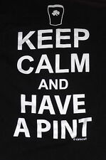 """""""Keep Calm and have a Pint"""" T-Shirt (XL)"""