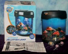 New listing Discovery Kids Multi-Colored Led Animated Jellyfish Lamp Night Light Mib