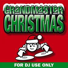 Mastermix Grandmaster Christmas Continuous Megamix DJ CD - Xmas Music
