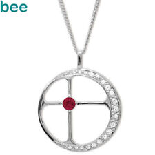 Diamond Ruby Fine Necklaces & Pendants