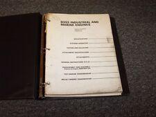 Caterpillar D353 Industrial Marine Engine Workshop Shop Service Repair Manual
