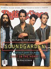 Rolling Stone #684 Soundgarden cover, Richard Nixon, Gary Gilmore, Steve Jobs