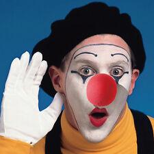 Lot 10Pcs Red Cute Sponge Ball Clown Magic Nose Halloween Party Masquerade Decor