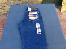 WRANGLER PRO GEAR  LOOSE FIT, FIT OVER BOOTS JEANS SIZE: 16 REGULAR