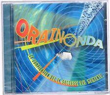 ORAINONDA 883 AMBRA STEFANO D'ORAZIO ZARFATI PATTY PRAVO CD F.C. SIGILLATO!!!