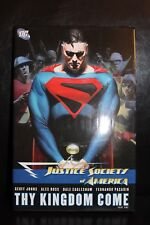 DC Comics Justice Society Of America Thy Kingdom Come Part One