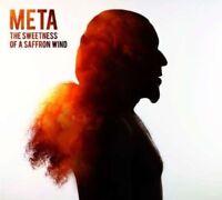 The sweetness of a saffron wind de Meta   CD   d'occasion
