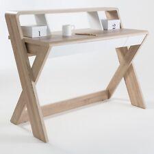 Aspen Oak Computer Desk