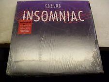 "Carlos Alomar-Insomniac-12""-Shrink-SEALED-Vinyl Record-Private-20221PD"