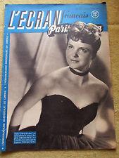 l'écran français paris cinema, n°120, 14  octobre 1947