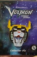 Loot Crate Voltron Legendary Defender Collector Pin  2017