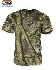 Niños Chicos Camuflaje Camiseta Ejército-inglés Hedgerow Camo 5-6 años-Bnwt