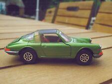 CORGI PORSCHE 911 S ref 382 COMME NEUF, SUPERBE MODELE, sans boite, MINT, no box