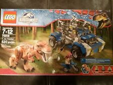 Lego Jurassic World Set #75918, T Rex Tracker, Factory Sealed, Rare!