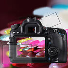 GGS Self-Adhesive Optical Glass LCD Screen Protector For Canon EOS 6D Set New