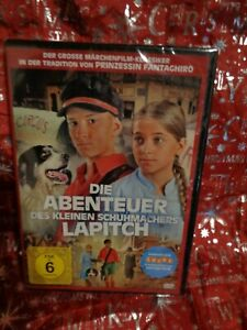 Die Abenteuer des kleinen Schuhmachers Lapitch (2016)