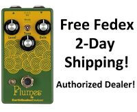 New Earthquaker Devices Plumes Small Signal Shredder Effects Pedal