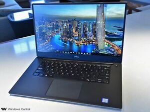 "Dell XPS 15 9550 15.6"" 4K Touchscreen i7-6700HQ 2.6GHZ 16GB 512GB GTX 960M W10"
