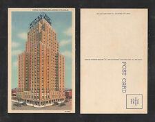 1940s HOTEL BILTMORE OKLAHOMA CITY OKLA POSTCARD