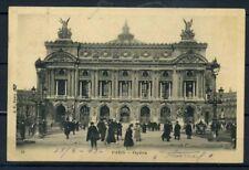 Francia 1903 Mi. Z10 Cartolina 100% Paris - Opera-viaggiata