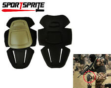 Military Airsoft Tactical Knee Pad Ourdoor Combat V3 Knee Protective Set Gear
