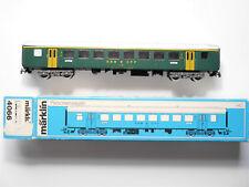 SBB CFF A 2561 Schnellzug Personenwagen, Tin Toy Märklin #4066 in 1:87 H0 boxed