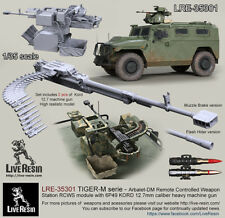 Live Resin 1/35 LRE-35301 TIGER-M Series - Arbalet-DM RCWS Module with 6P49 KORD