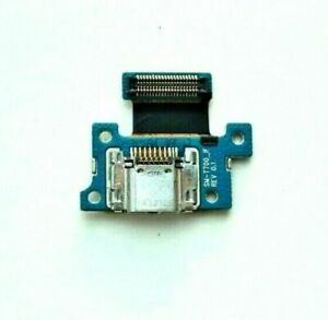 """New Micro USB Charging Port Flex Cable for Samsung Galaxy Tab S 8.4"""" SM-T700"""
