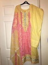 Cotton Blend Salwar Kameez World & Traditional Clothing