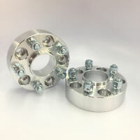 """4pc Hub centric Wheel Spacers Adapters5x10863.4 CB38mm 1.5/"""" Jaguar Ford"""