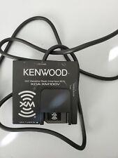 Kenwood Xm Satellite Radio Interface Box Kca-Xm100V Good Working Condition