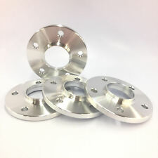 4pc 12mm Wheel Spacers | 5x114.3 Hubcentric 64.1 Hub w/ Wheel Centric Lip