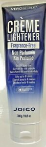 Joico K-pack Creme lightener , fragrance -free 10.5 oz on /off scalp use
