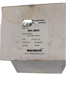 Carrier 5h120 compressor Shaft Seal P/n Sel-0655