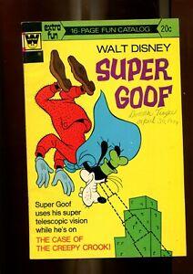 SUPER GOOF (9.0) DISNEY WHITMAN (B018)