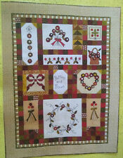 Buttons and Bows -  quilt pattern by Therese Hylton